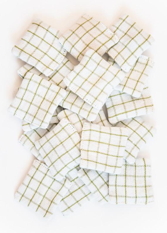 Tuntomuistipeli vanhasta pyyheliinasta