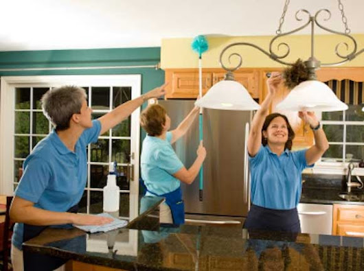 Hire a Professional Cleaner and Change the Look of your Home Instantly