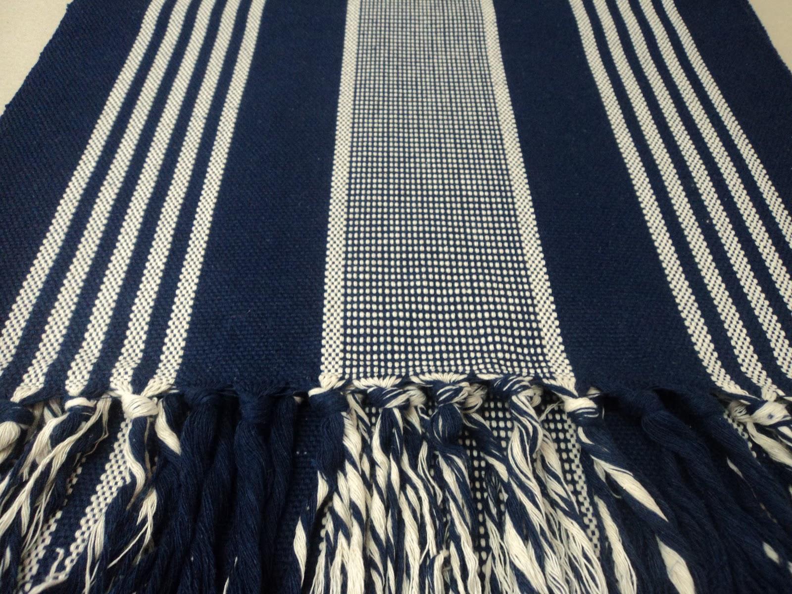 Azul Marinho com listas algodão Cru #1A2131 1600 1200