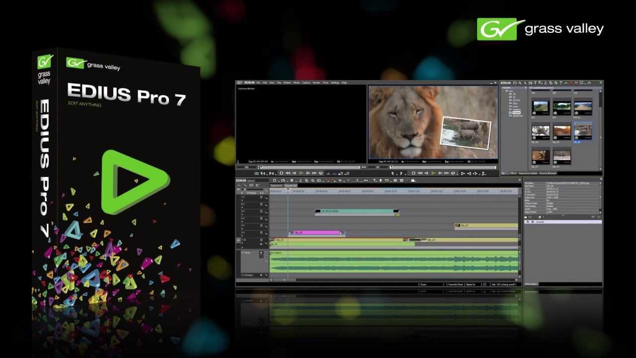 edius pro 9 software free download full version
