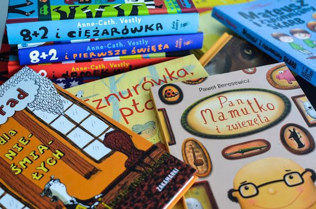 Najlepsze dziecięce książki na wakacje - 10 świetnych propozycji (6+)