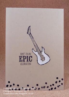 Epic Celebration, Sale-A-Bration, Oakfield Crafts, Stampin' Up!