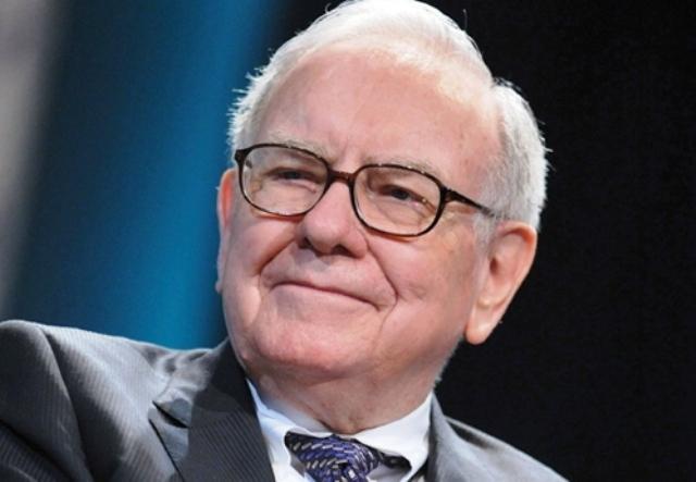 Warren Buffet - Orang Terkaya Di Dunia Yang Kaya Raya dan Dermawan