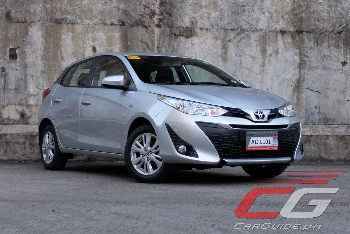 toyota yaris trd philippines roof rack grand new avanza review 2018 1 3 e philippine car news