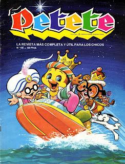 Revista Petete (Edición Española)
