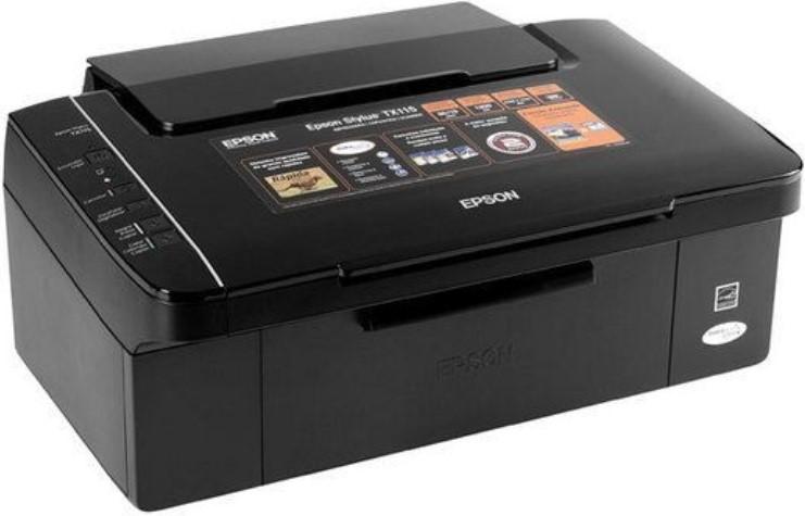 Epson stylus tx115 wireless printer setup, software & driver.