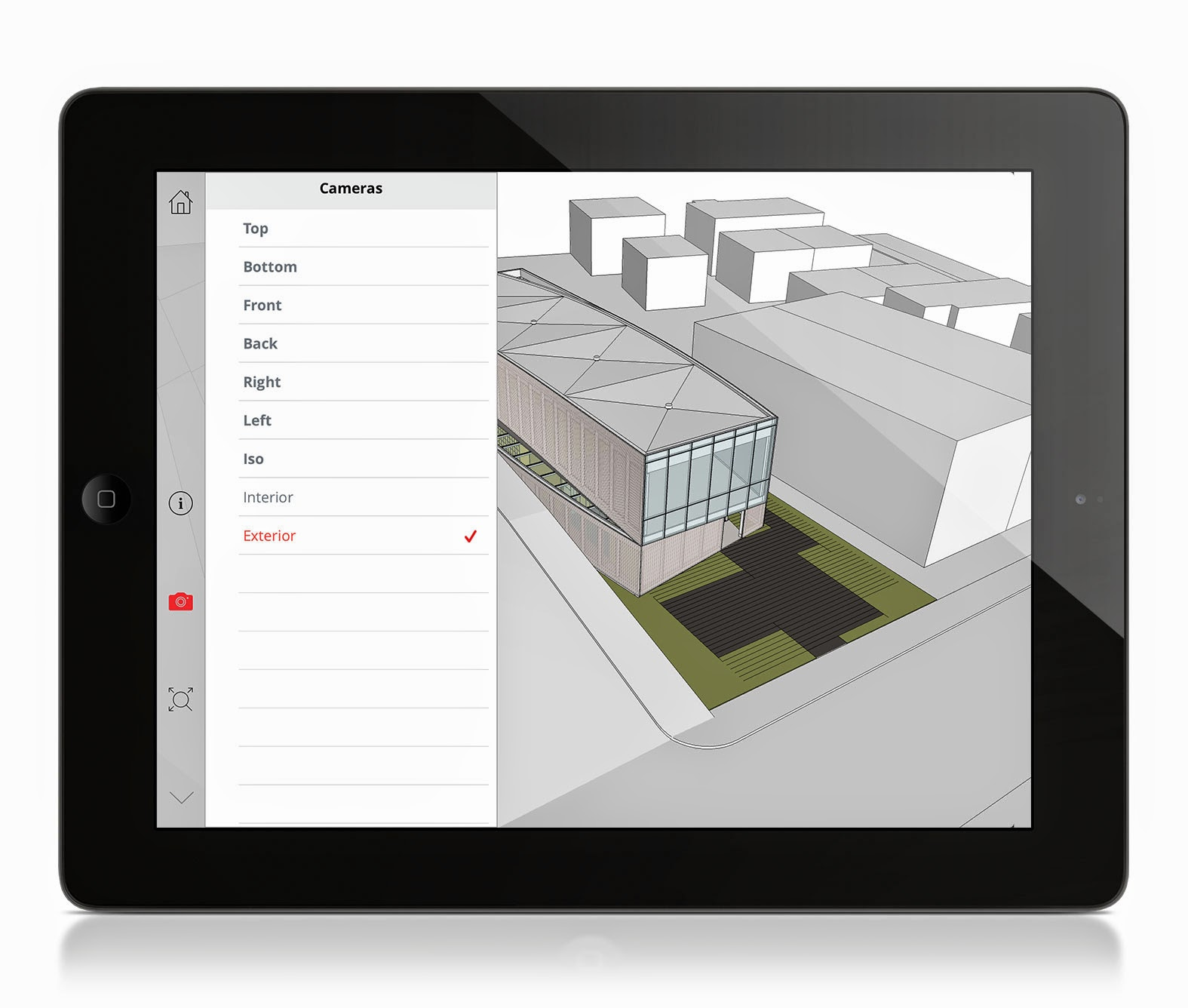 SketchUp Mobile Viewer f. iOS