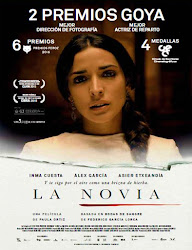 pelicula La novia (2015)