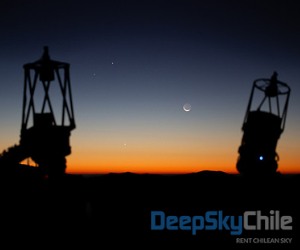 Deep Sky Chile - Rent Chilean Skies