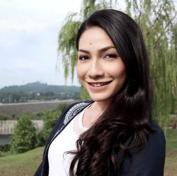 Jom kenali pelakon Aishah Azman, heroin drama Cinta Hati Batu, slot Lestary TV3.