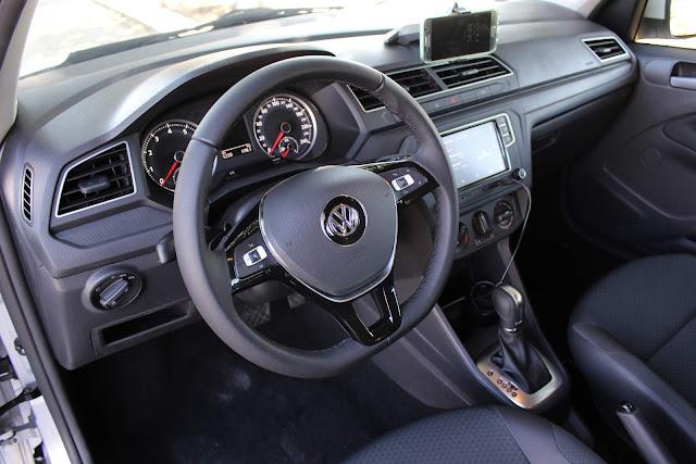 Novo Gol Automático 2019 - interior