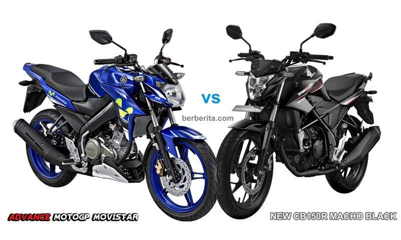 Honda CB150R vs New Vixion Bagus Mana, Menang & Irit Mana