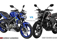 Honda CB150R vs New Vixion Bagus Mana, Menang & Irit Mana?