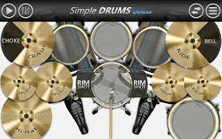 Simple Drums Deluxe - Drum set Mod APK