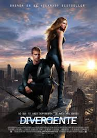 Poster Película Divergente
