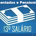 Aposentados e pensionistas receberão antecipadamente parte do 13º salário de 2017