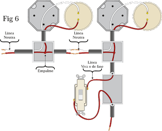 connection of circuit parallel