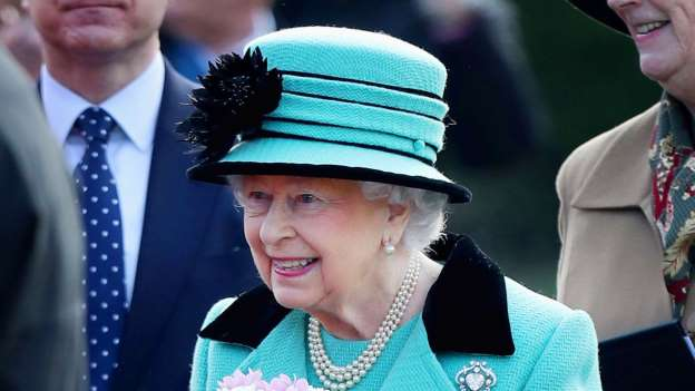 Queen marks Sapphire Jubilee after 65-year reign