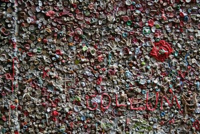 Bubble Gum Walls