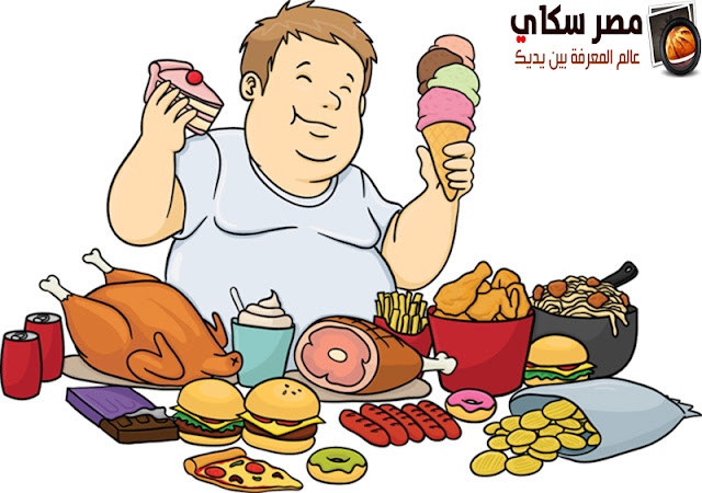 كيف تنشأ بدانة الجسم وماهى الحلول Fatter body
