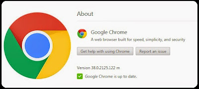 Download Google Chrome 38.0.2125.122 Stable