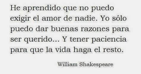 Frases Bonitas De William Shakespeare
