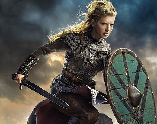 Mulheres: Lagertha, o fenômeno viking | Séries Em Foco