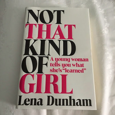 livre Lena Dunham Not that kind of girl