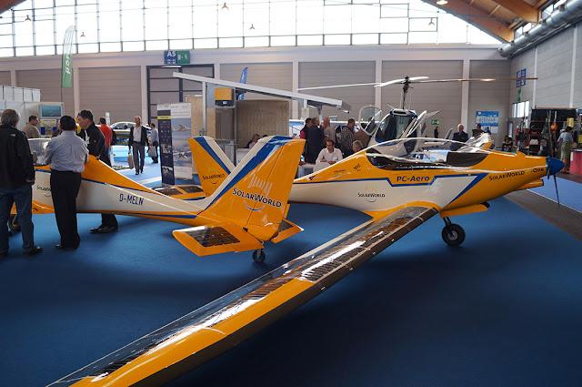 szd.com.pl motoszybowce elektryczne na Aero Friedrichshafen 2013
