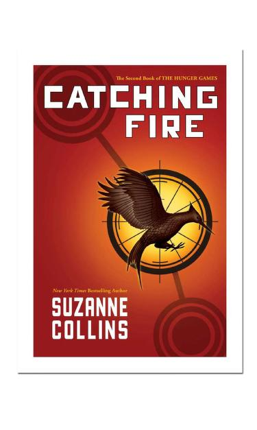 The Hunger Games Catching Fire English PDF Novel