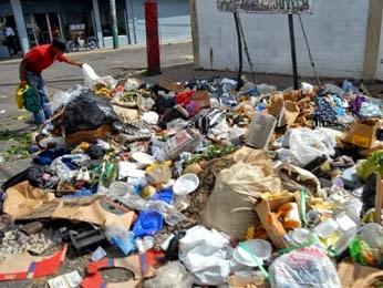 Resultado de imagen para Basura en el municipio Pedro Brand