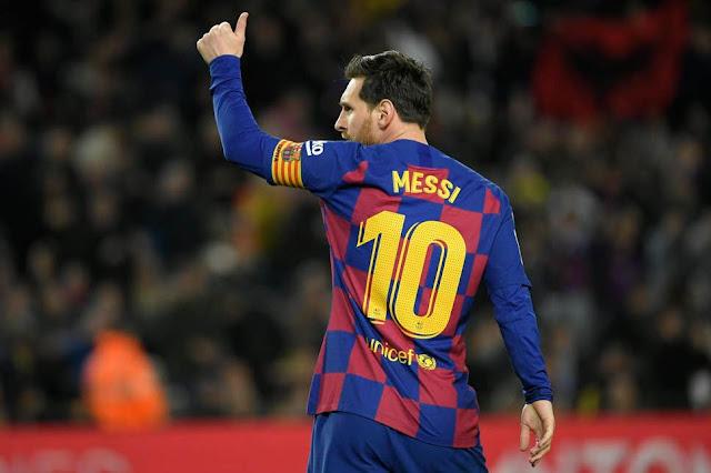 Barcelona Yakin Messi Akan Tetap Bertahan