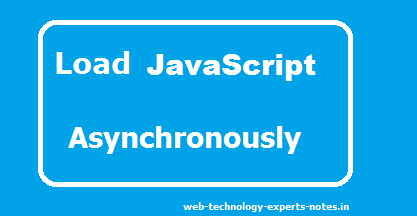 load multiple javascript files asynchronously