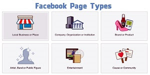How do you create a page on Facebook?