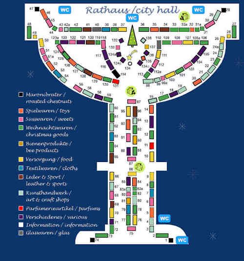 Budapest Christmas Markets Map.What To Do In Budapest Vienna Christmas Market