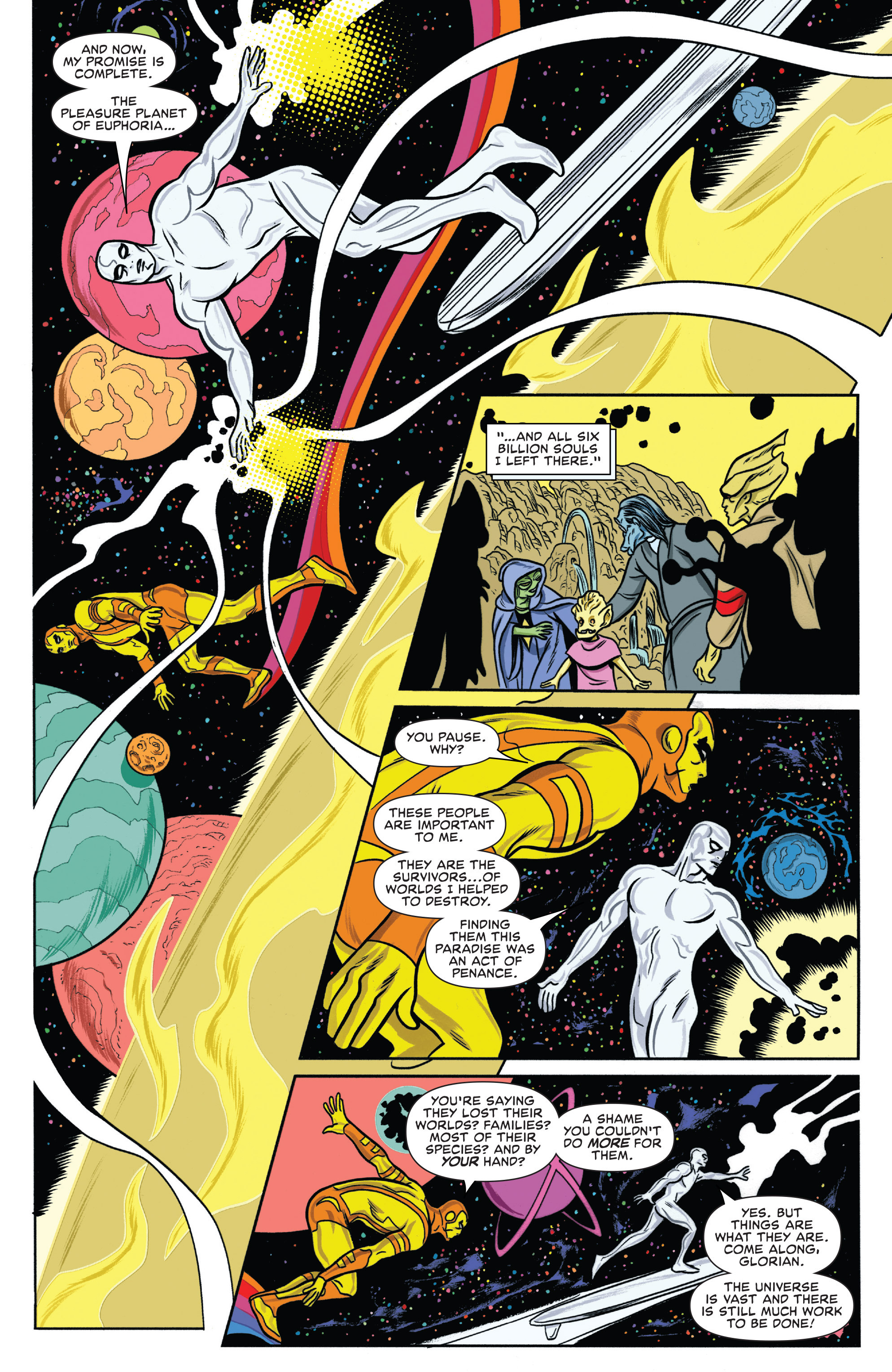 Read online Silver Surfer (2014) comic -  Issue #14 - 12