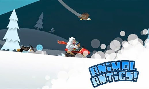 Ski Safari 2 v1.5.1.1186 (Mod Apk Money/Unlocked).You will make skiing on a mountain road full of obstacles in the game. Starting from the beginning of the way out of an endless journey and will try to progress quickly without getting stuck on obstacles.