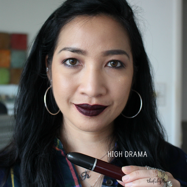 MAC RETRO MATTE LIQUID LIPSTICK  HIGH DRAMA