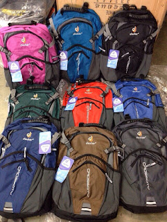 DEUTER CROSS CITY MURAH