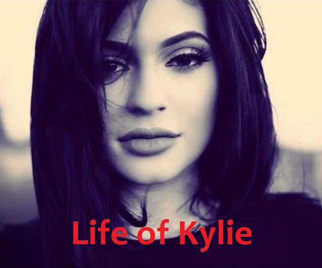 'Life of Kylie' show trailer poster