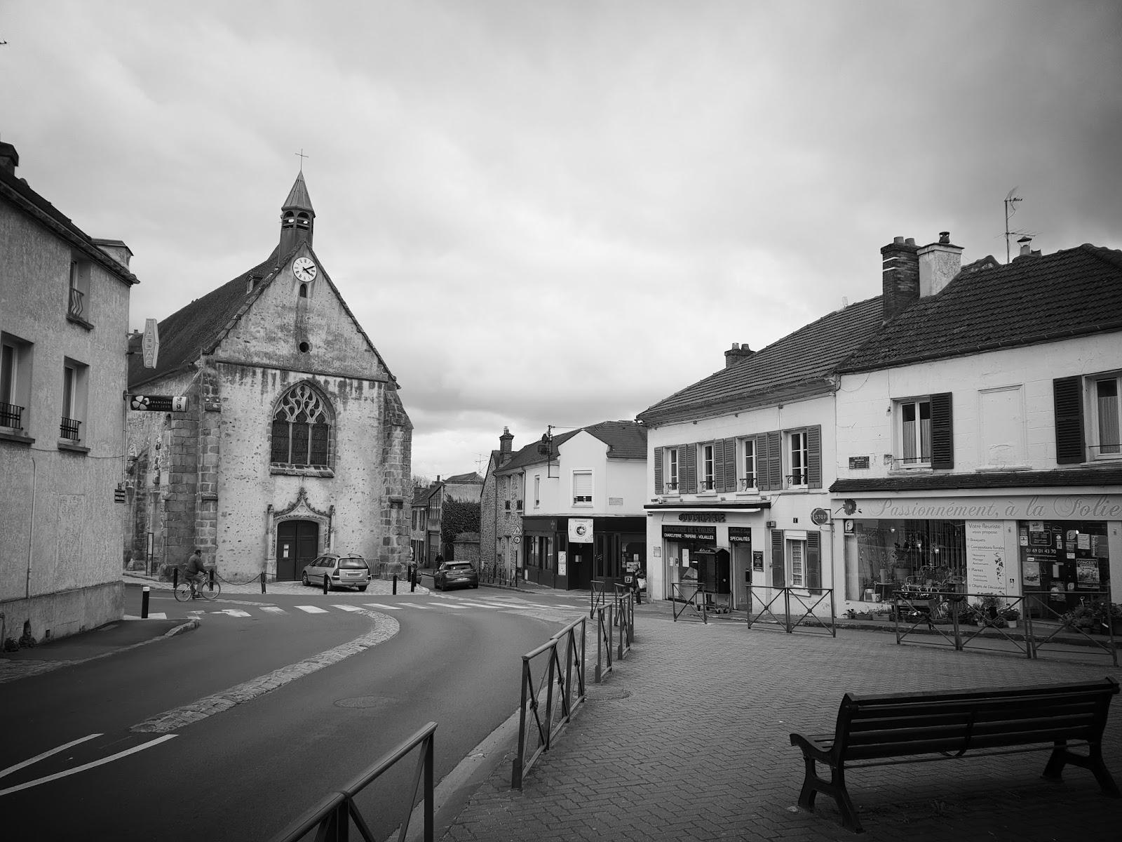 commerces et commerçants de la ville de Marcoussis