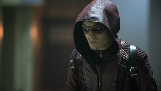 Colton Haynes Returning to Arrow