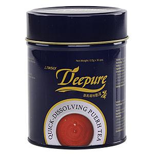 Tasly Deepure Quick Dissolving Puerh  Tea
