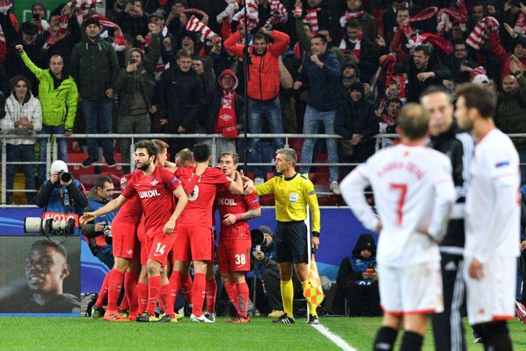 Hasil Liga Champions, 17 Oktober 2017
