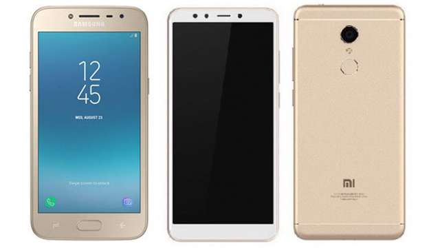 Samsung Galaxy J2 2018 Vs Xiaomi Redmi 5 Know Which One is Best