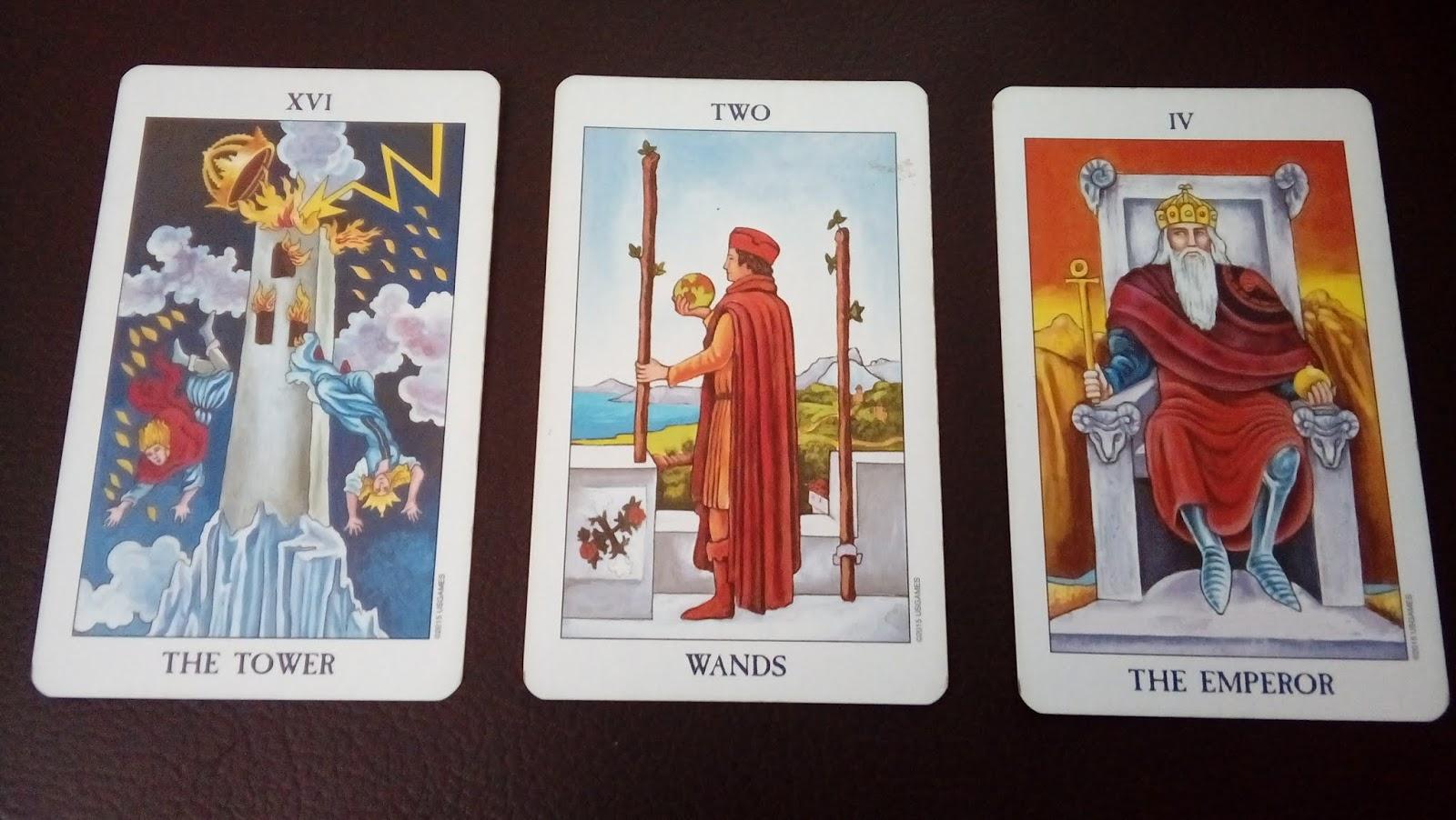 Free Tarot Card Readings: Daily Tarot Card Reading For Saturday 16th