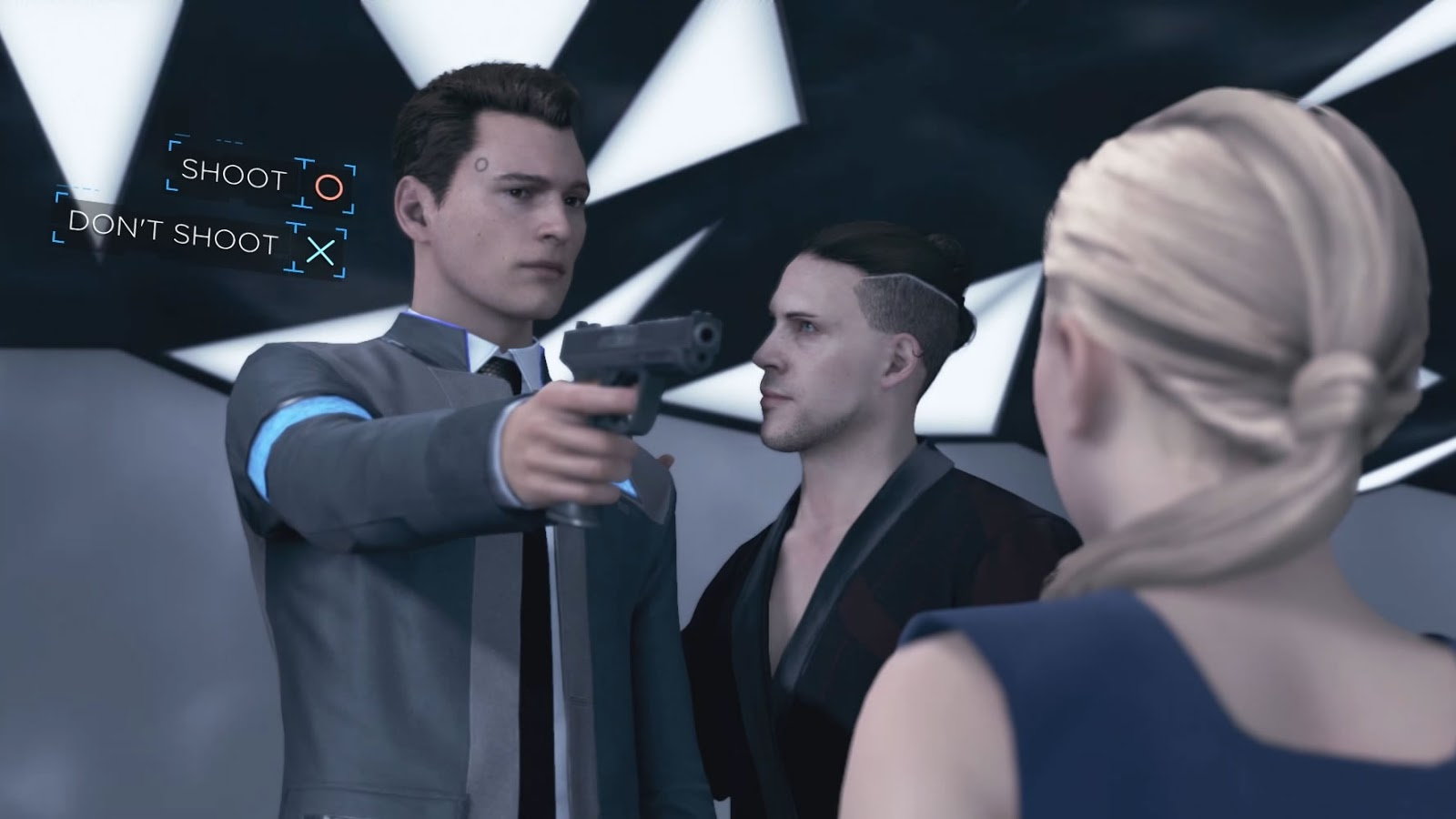 Animals Detroit Become Human Connor Becoming t