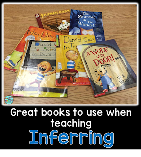 books to teach inferring  picture books to teach inferrring