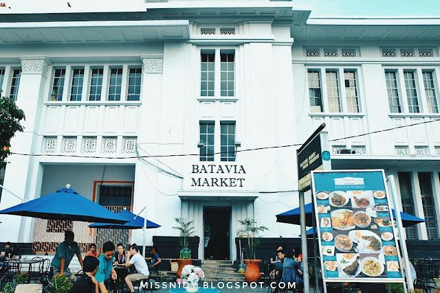 hunting foto bangunan vintage di jakarta