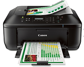 Canon PIXMA MX452 Driver Free Download